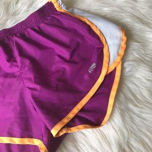 {marika tek} Running Shorts w// built-in underwear